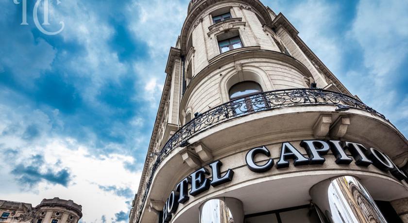 Hotel Capitol €€