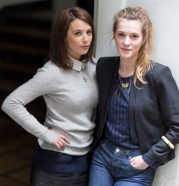 Camille Caubriere and Alizée Doumerc <br>Founders, Guestviews (FR)